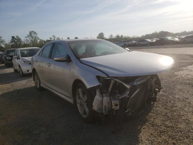 Salvage cars for sale from Copart Lumberton, NC: 2013 Toyota Camry L