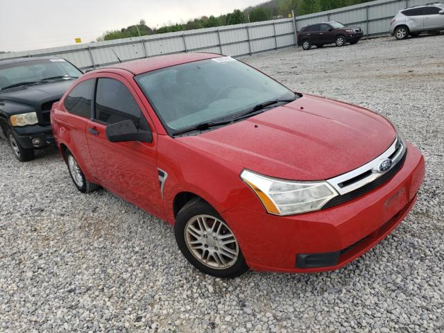Salvage cars for sale from Copart Prairie Grove, AR: 2008 Ford Focus