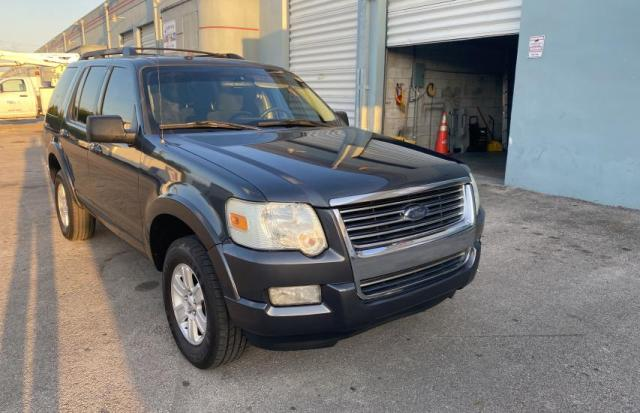 Salvage cars for sale from Copart Homestead, FL: 2010 Ford Explorer X