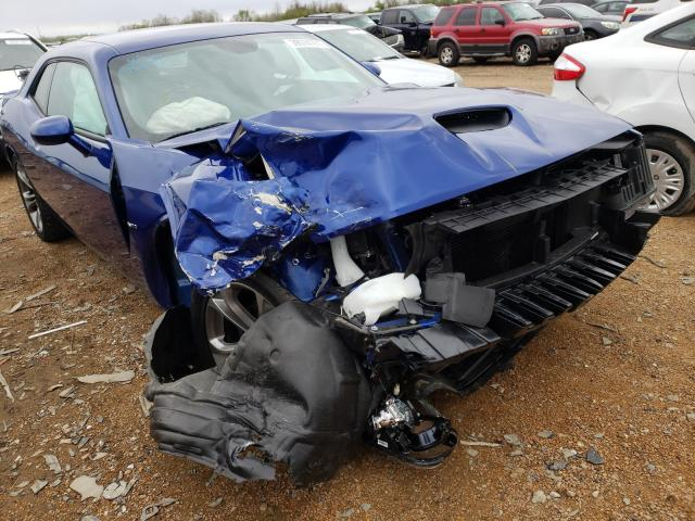 Salvage cars for sale from Copart Bridgeton, MO: 2021 Dodge Challenger