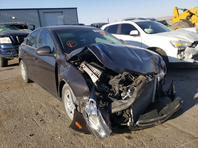 Salvage cars for sale from Copart Albuquerque, NM: 2015 Chevrolet Cruze LT
