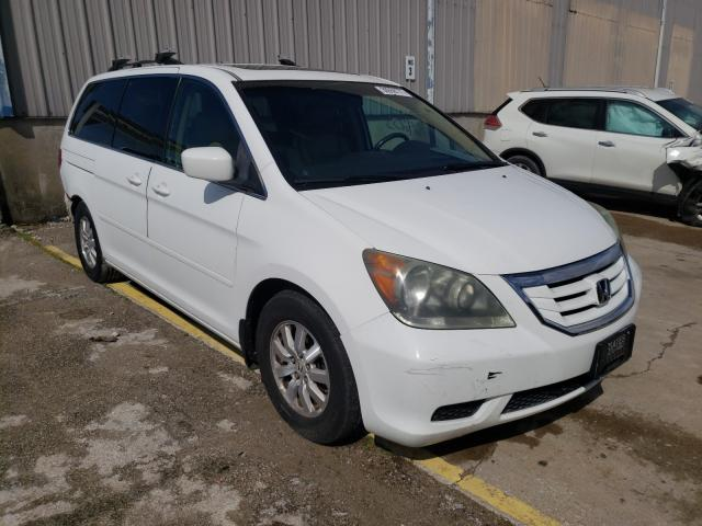 Salvage cars for sale from Copart Lawrenceburg, KY: 2008 Honda Odyssey EX