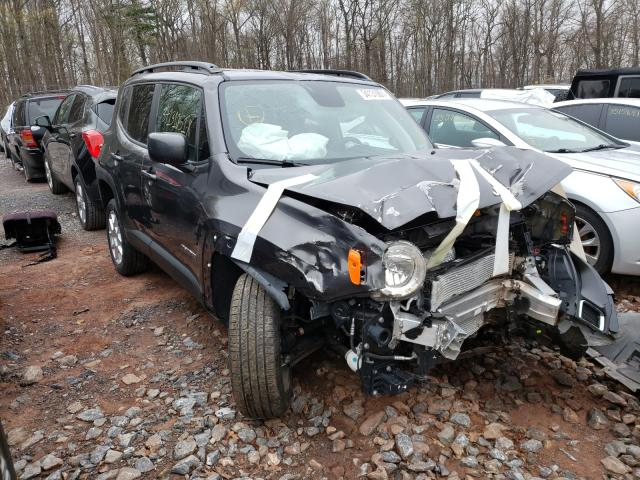 Vehiculos salvage en venta de Copart York Haven, PA: 2020 Jeep Renegade L