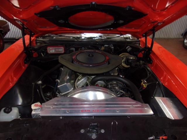 PONTIAC GTO 1969 1