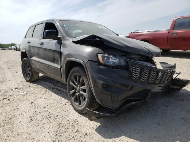 Salvage cars for sale from Copart San Antonio, TX: 2019 Jeep Grand Cherokee