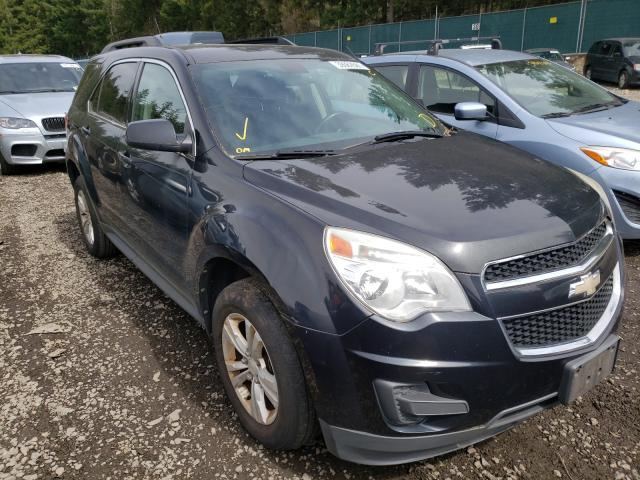 Salvage cars for sale from Copart Graham, WA: 2011 Chevrolet Equinox LT