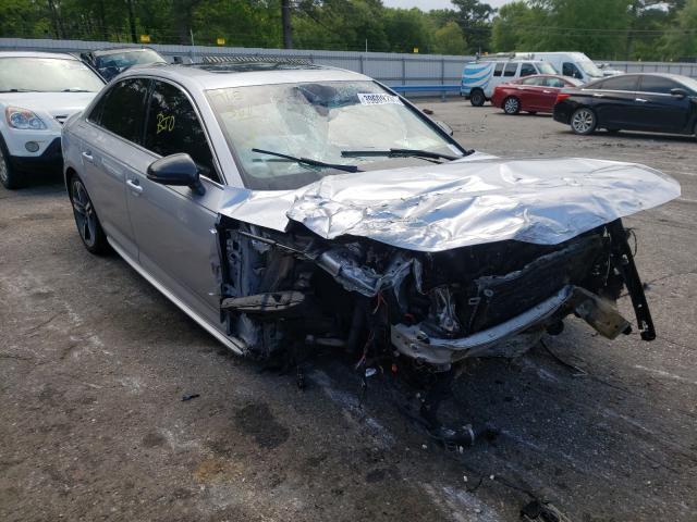 Vehiculos salvage en venta de Copart Eight Mile, AL: 2018 Audi A4 Premium