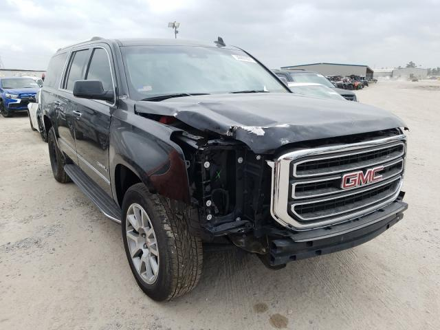 Salvage cars for sale from Copart Houston, TX: 2019 GMC Yukon XL D