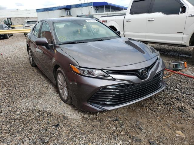Salvage cars for sale from Copart Hueytown, AL: 2019 Toyota Camry L