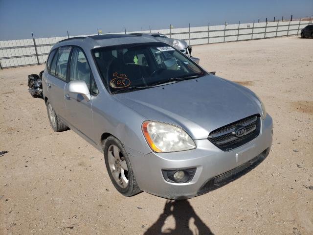 Salvage cars for sale from Copart Andrews, TX: 2007 KIA Rondo LX