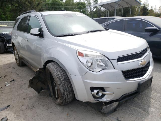 Chevrolet salvage cars for sale: 2015 Chevrolet Equinox LT