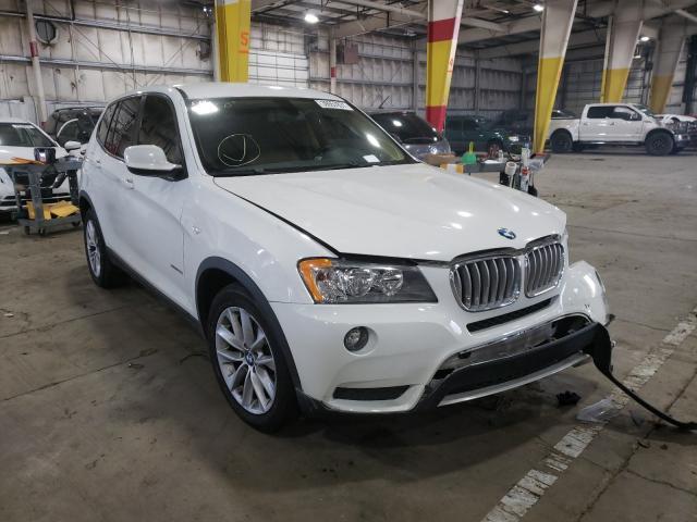2013 BMW X3 XDRIVE2 5UXWX9C50D0A22993