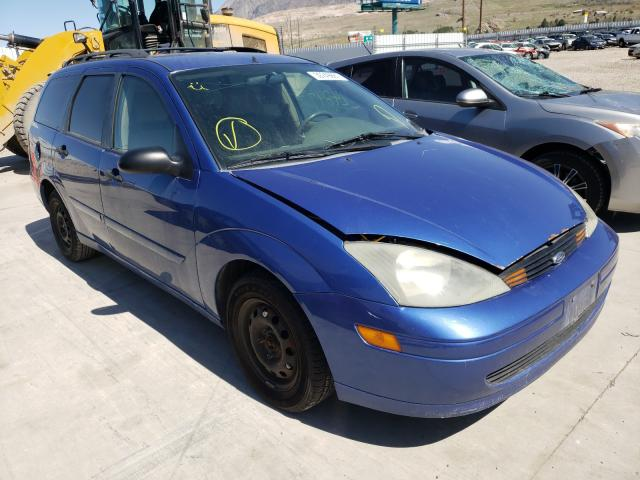 Salvage cars for sale from Copart Farr West, UT: 2003 Ford Focus SE