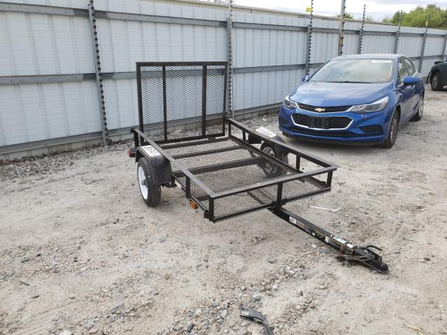 Salvage cars for sale from Copart Hampton, VA: 2016 Utility Trailer