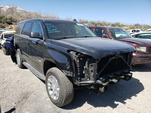 Salvage cars for sale from Copart Reno, NV: 2017 GMC Yukon SLT