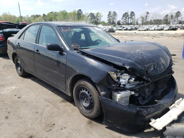 Salvage 2006 TOYOTA CAMRY - Small image. Lot 40199001