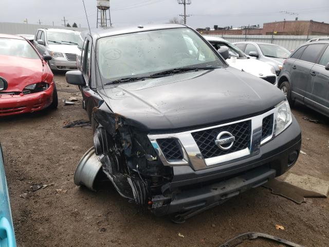 Vehiculos salvage en venta de Copart Chicago Heights, IL: 2014 Nissan Frontier S