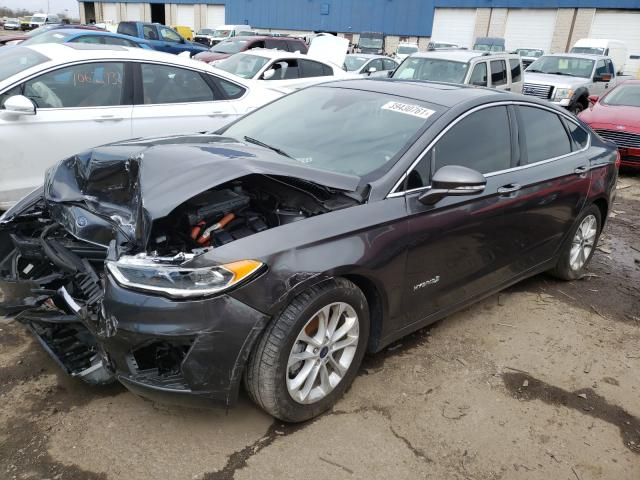 FORD FUSION 2019 1