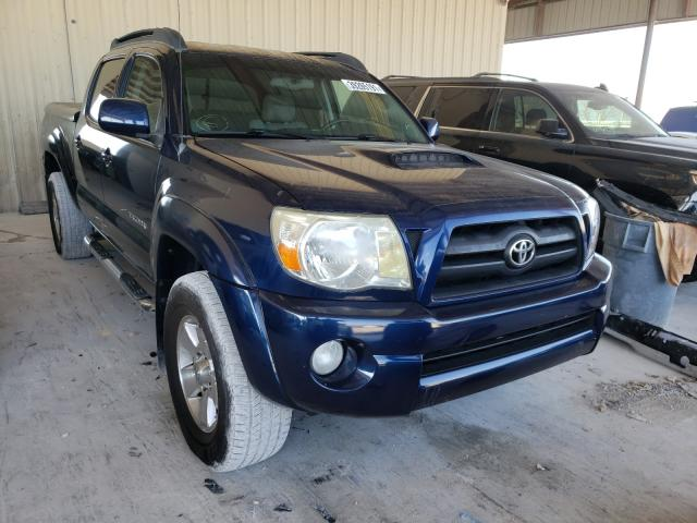 Salvage cars for sale from Copart Homestead, FL: 2006 Toyota Tacoma DOU