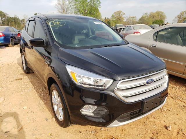 Vehiculos salvage en venta de Copart China Grove, NC: 2019 Ford Escape SE
