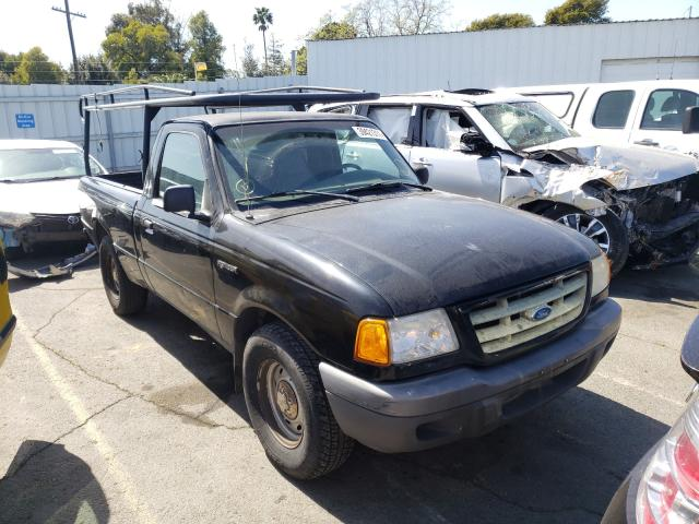 Ford Ranger salvage cars for sale: 2001 Ford Ranger