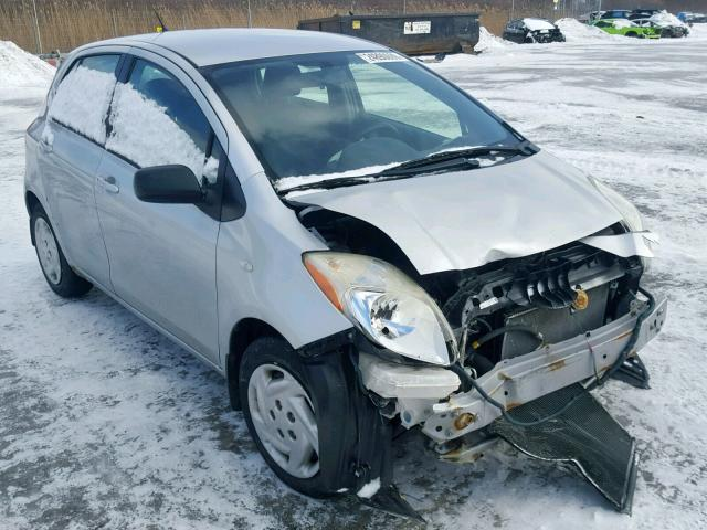 Salvage cars for sale from Copart Woodhaven, MI: 2006 Toyota Yaris