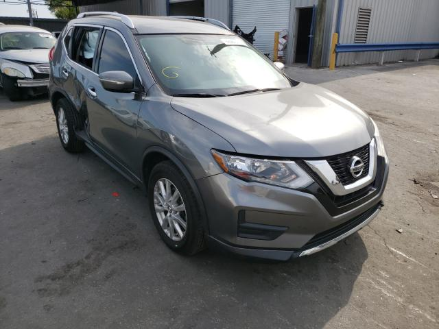 2017 NISSAN ROGUE S KNMAT2MT6HP563536