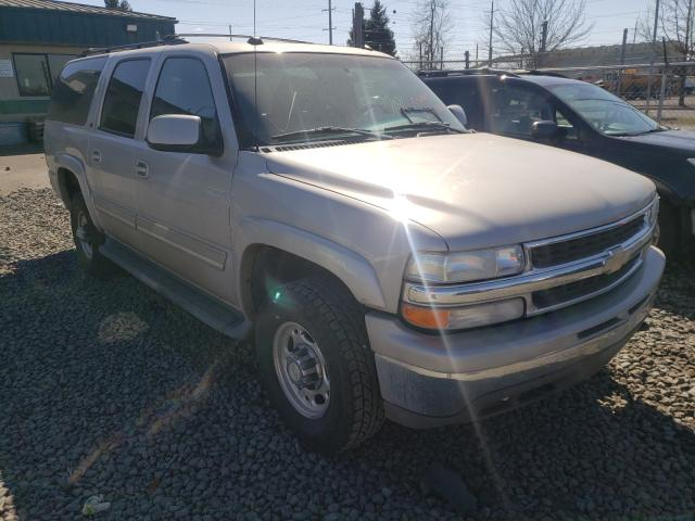 Chevrolet Suburban K salvage cars for sale: 2005 Chevrolet Suburban K