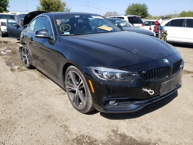 Salvage cars for sale from Copart San Diego, CA: 2020 BMW 430XI