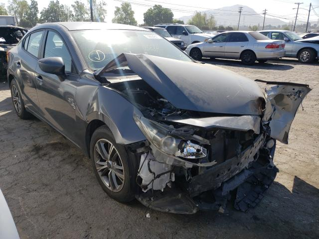 Salvage cars for sale from Copart Colton, CA: 2014 Mazda 3 Sport