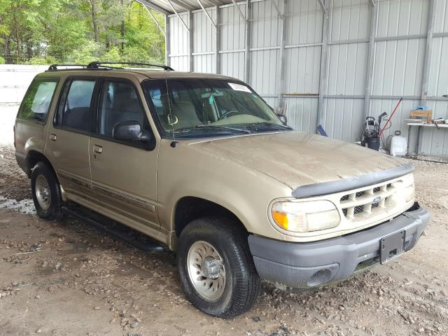 Salvage cars for sale from Copart Midway, FL: 2001 Ford Explorer X