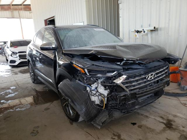 Salvage cars for sale from Copart Homestead, FL: 2020 Hyundai Tucson Limited