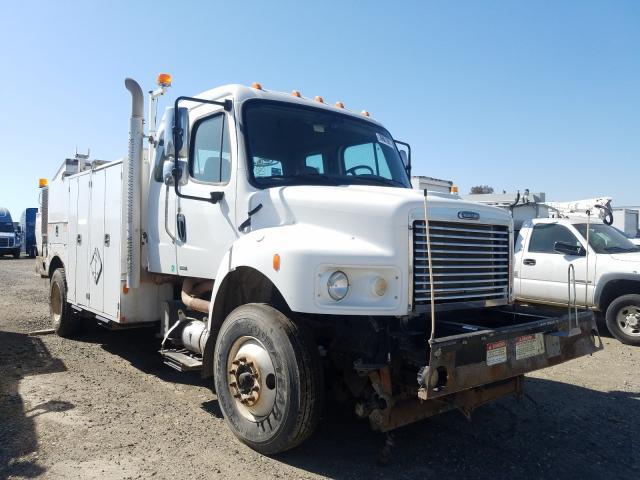 Vehiculos salvage en venta de Copart Sacramento, CA: 2010 Freightliner M2 106 HEA