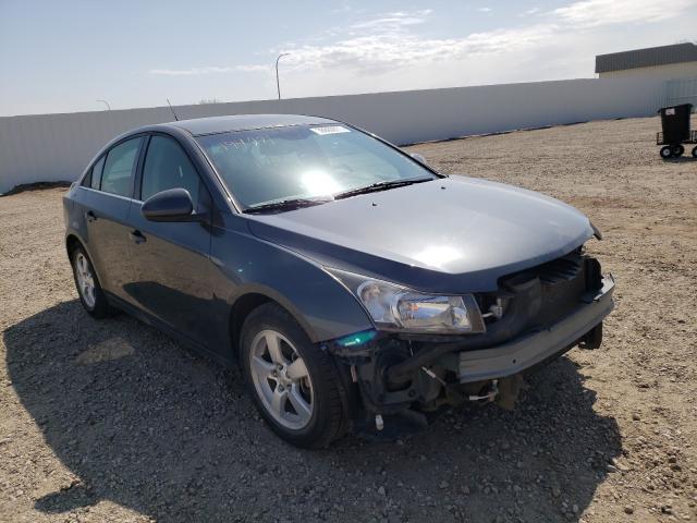 Vehiculos salvage en venta de Copart Bismarck, ND: 2013 Chevrolet Cruze LT