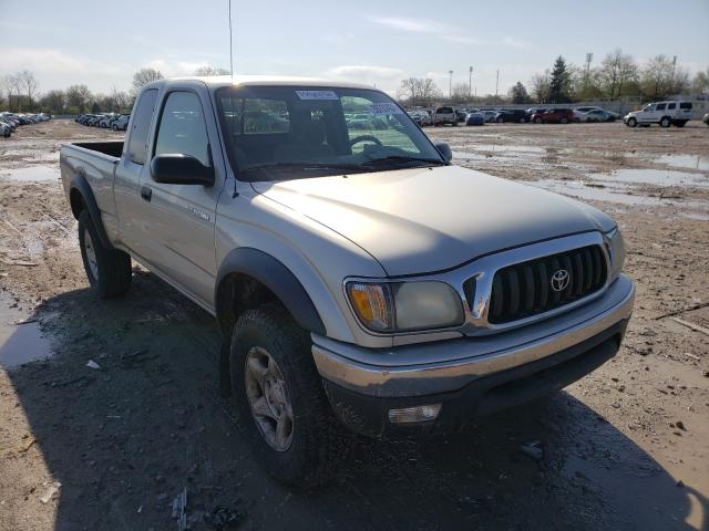Salvage cars for sale from Copart Columbus, OH: 2004 Toyota Tacoma XTR