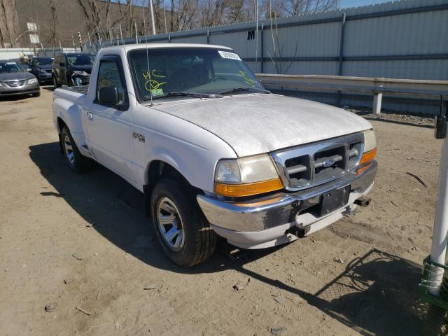 Ford Ranger salvage cars for sale: 1998 Ford Ranger