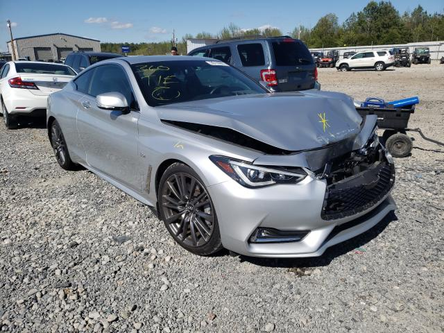 Infiniti Q60 salvage cars for sale: 2017 Infiniti Q60