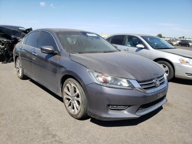 Honda Accord Sport salvage cars for sale: 2013 Honda Accord Sport