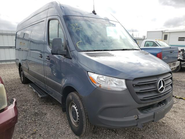 Mercedes-Benz Sprinter salvage cars for sale: 2019 Mercedes-Benz Sprinter