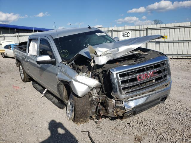 Salvage cars for sale from Copart Hueytown, AL: 2014 GMC Sierra K15