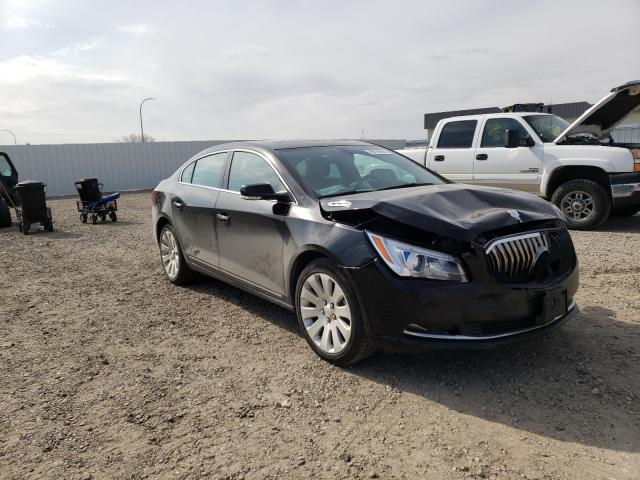 Salvage cars for sale from Copart Bismarck, ND: 2016 Buick Lacrosse