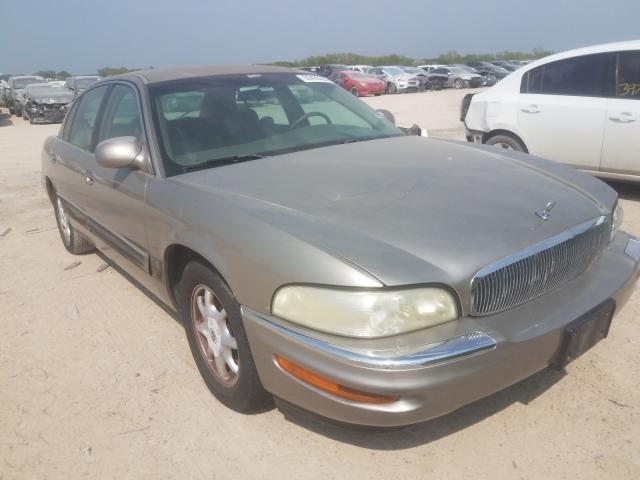 Salvage cars for sale from Copart Temple, TX: 2002 Buick Park Avenue