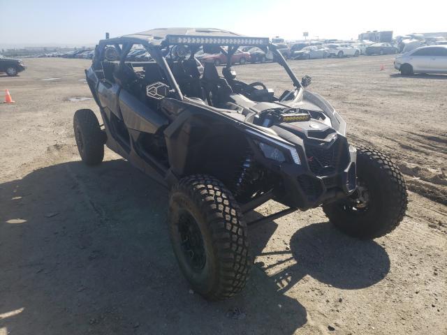 Vehiculos salvage en venta de Copart San Diego, CA: 2021 Can-Am Maverick X
