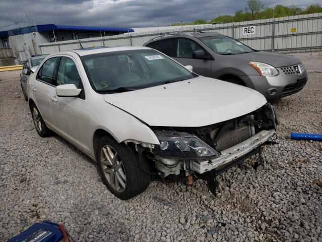 Salvage cars for sale from Copart Hueytown, AL: 2012 Ford Fusion SEL