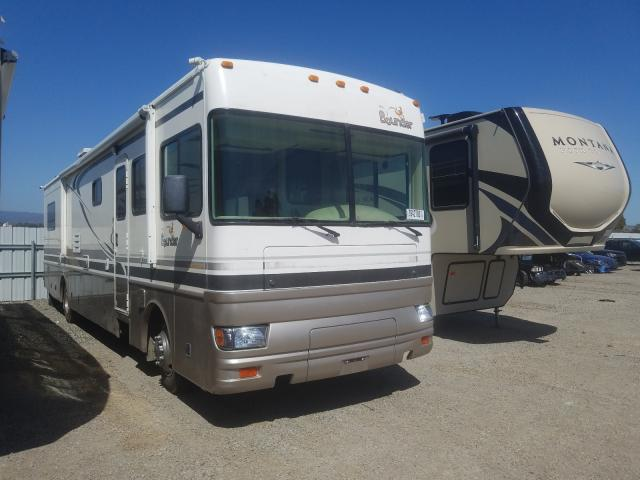 Bounder Motorhome salvage cars for sale: 2002 Bounder Motorhome