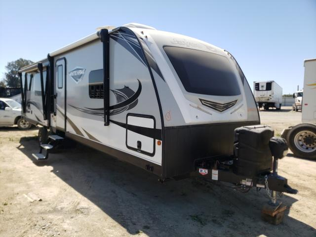 Jayco White Hawk salvage cars for sale: 2020 Jayco White Hawk