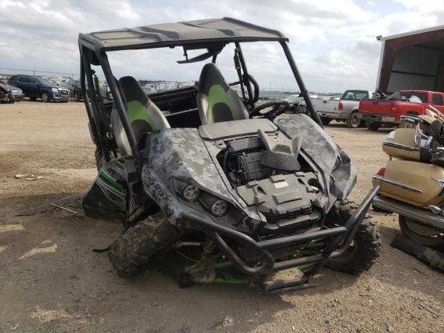 2018 Kawasaki KRF800 G for sale in Houston, TX