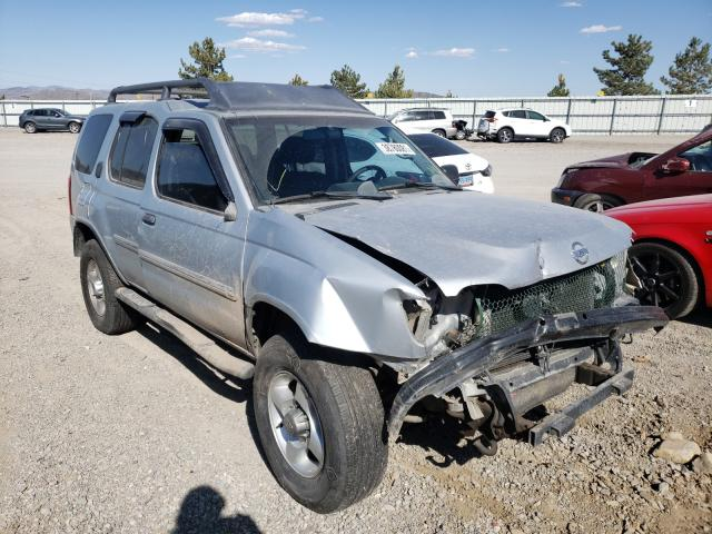 Salvage cars for sale from Copart Reno, NV: 2002 Nissan Xterra SE