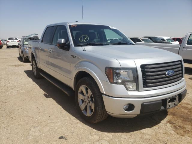 Salvage cars for sale from Copart Amarillo, TX: 2011 Ford F150 Super