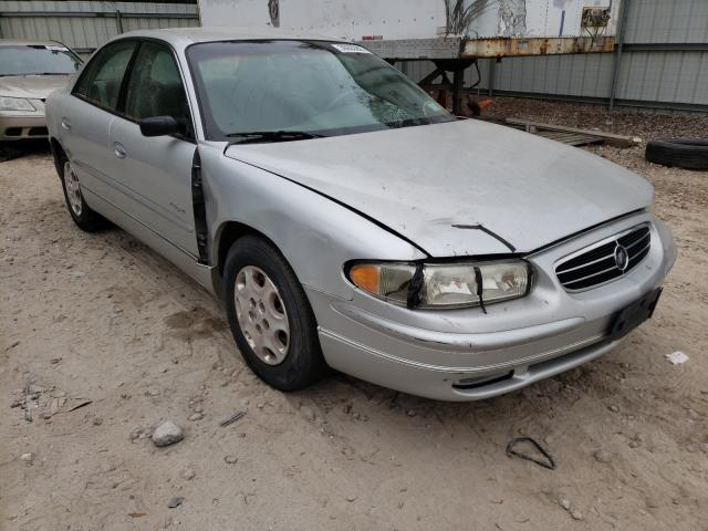 Salvage cars for sale from Copart Midway, FL: 2000 Buick Regal LS